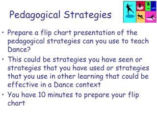 Pedagogical Strategies