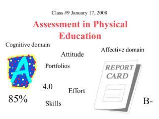 Class #9 January 17, 2008