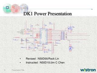 DK1  Power Presentation