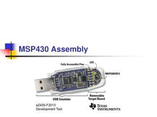 MSP430 Assembly