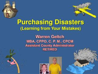 Purchasing Disasters (Learning from Your Mistakes)