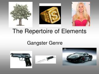 The Repertoire of Elements