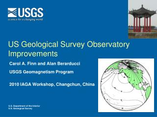 US Geological Survey Observatory Improvements