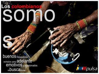Los  colombianos