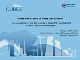 Governance Aspects of Smart Specialisation