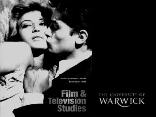 STAFF IN FILM AND TELEVISION STUDIES