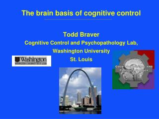 The brain basis of cognitive control