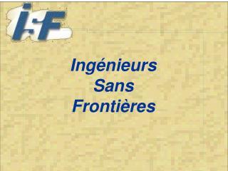 Ingénieurs Sans Frontières