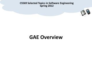 GAE Overview