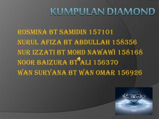 KUMPULAN DIAMOND