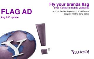 Fly your brands flag