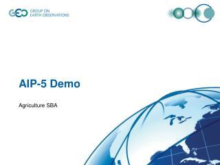 AIP-5 Demo