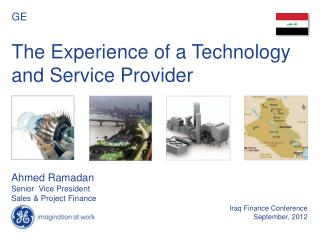 The Experience of a Technology and Service Provider