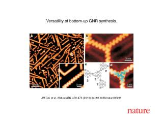 JM Cai  et al. Nature 466 , 470-473 (2010) doi:10.1038/nature09211
