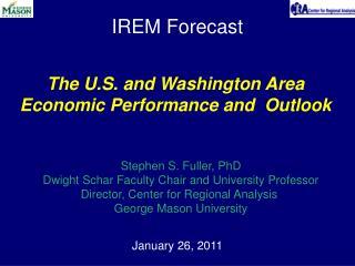 IREM Forecast