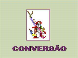 CONVERS�O