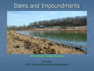 Dams and Impoundments