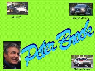 Peter Brock