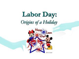 Labor Day: