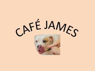CAFÉ JAMES