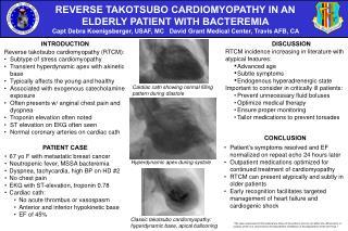Reverse takotsubo cardiomyopathy (RTCM): Subtype of stress cardiomyopathy