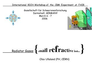 International  RICH-Workshop of  the  CBM  Experiment  at  FAIR