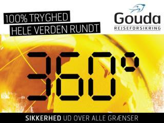 NYHEDER pr. 1. februar 2009  Rejseforsikring  Afbestillingsforsikring  Guldkorn til jeres salg