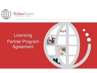 Licensing  Partner Program Agreement