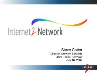 Network Update