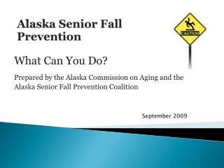 Alaska Senior Fall Prevention