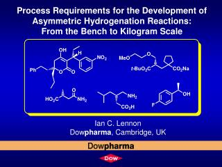 Process Requirements for the Development of Asymmetric Hydrogenation Reactions:  From the Bench to Kilogram Scale