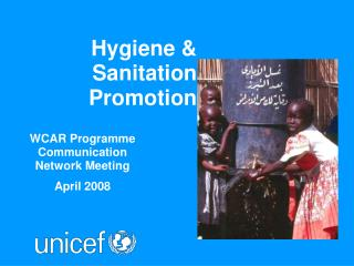 Hygiene  Sanitation Promotion