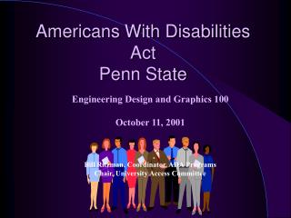 Americans With Disabilities Act Penn State
