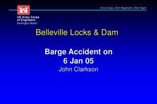 Belleville Locks & Dam