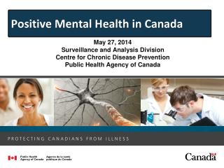 Positive Mental Health in Canada