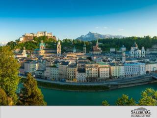Salzburg - Ankünfte 2000-2013  (Pax)