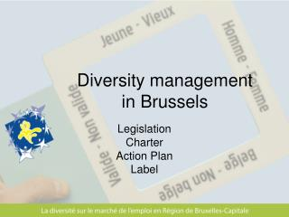 Diversity management  in Brussels