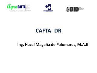 CAFTA  - DR