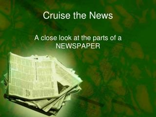 Cruise the News
