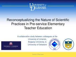 Reconceptualizing the Nature of Scientific Practices in Pre-service Elementary Teacher Education