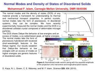 D. Kaya, N. L. Green, C. E. Maloney, and M. F. Islam,  Science  329 , 656 (2010).