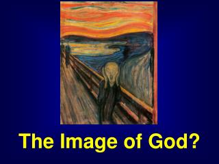 The Image of God?