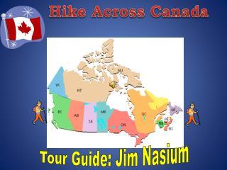 Hike Across Canada