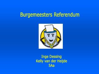 Burgemeesters Referendum