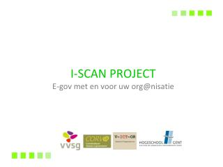 I-SCAN PROJECT