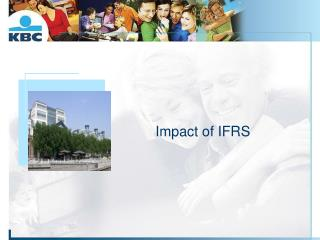 Impact of IFRS