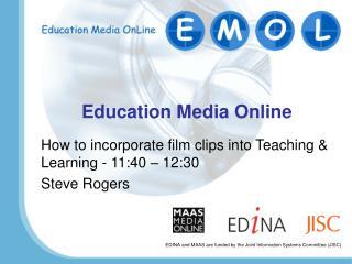 Education Media Online