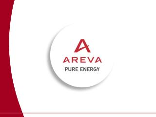 AREVA Perspectives on the Containment Sump Design and Downstream Effects for U.S. EPRTM Design   Fariba Gartland Project