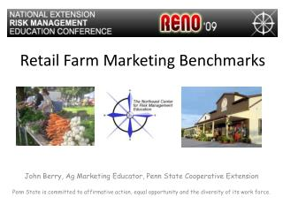 Retail Farm Marketing Benchmarks