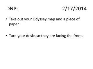 DNP:2/17/2014